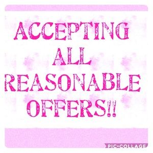 🦄🦄🦄NOW ACCEPTING ALL REASONABLE OFFERS! 🦋🦋🦋